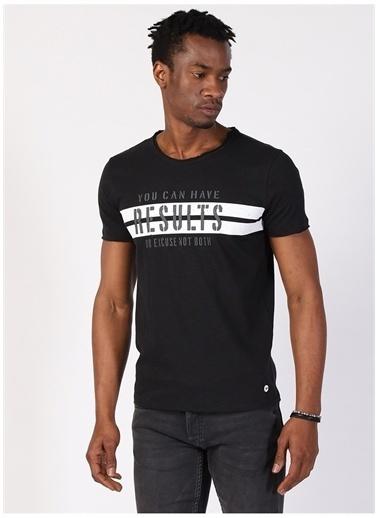 Twister Tişört Siyah